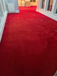 commercial carpet cleaning Glasgow centre